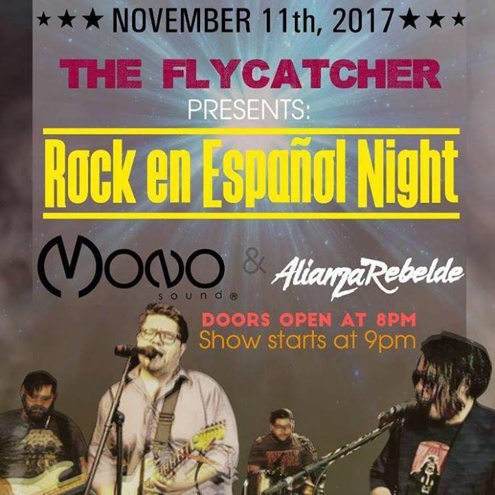 Alianza Rebelde @ The Flycatcher - Tucson, AZ