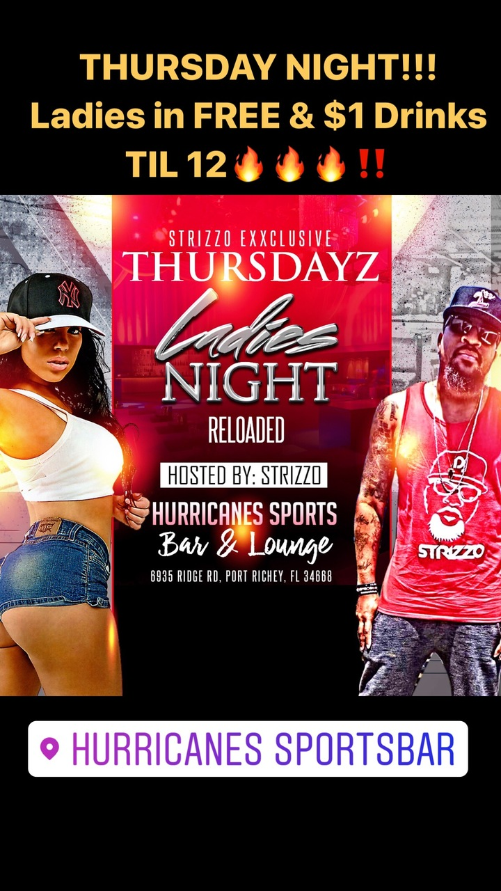 Strizzo @ Hurricanes SportsBar & Lounge - Port Richey, FL