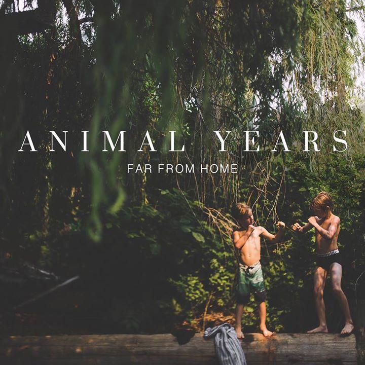 Animal Years Tour Dates