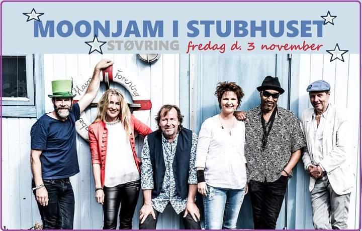 Bandsintown | Moonjam Tickets - Stubhuset, Nov 03, 2017