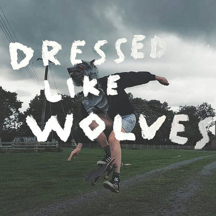 Dressed Like Wolves Tour Dates