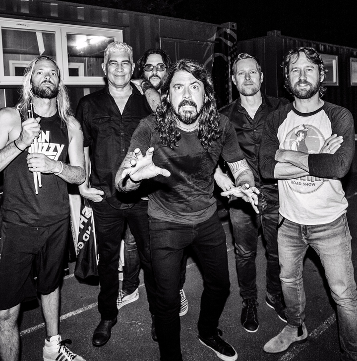 Foo Fighters @ Denny Sanford PREMIER Center - Sioux Falls, SD