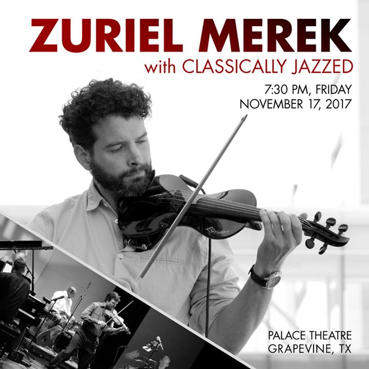 Zuriel Merek Tour Dates