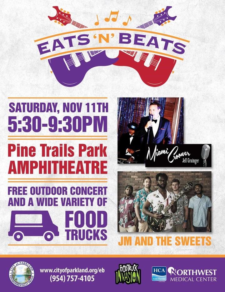 josh miles @ Pine Trails Park Amphitheatre - Parkland, FL