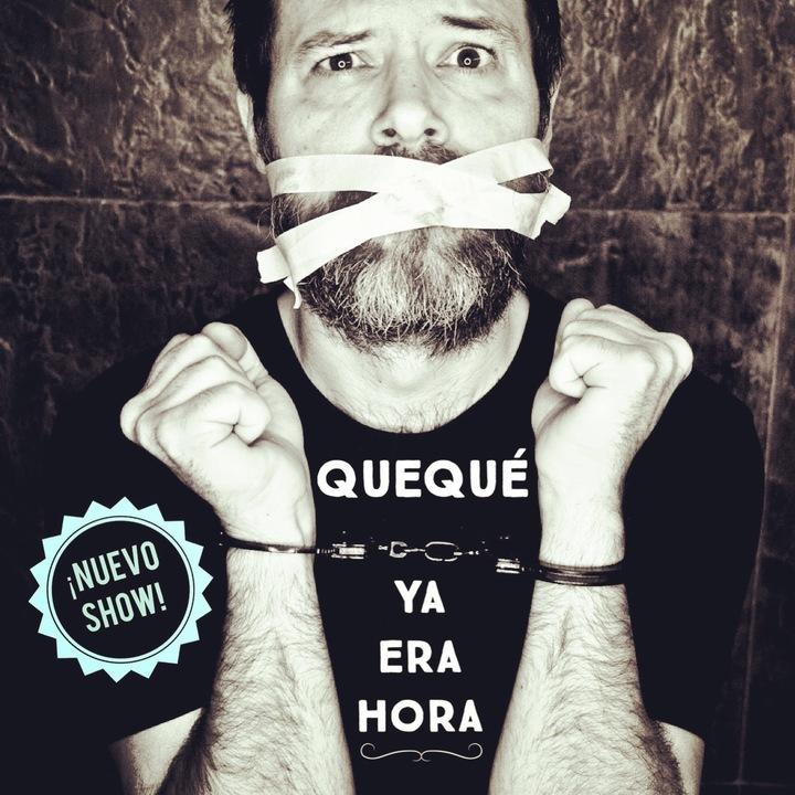 Quequé Perfil @ Teatro La Rambleta - Valencia, Spain