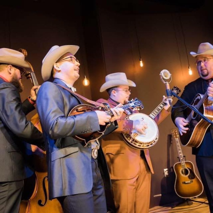 The Po' Ramblin' Boys @ Joe Val Bluegrass Festival - Framingham, MA