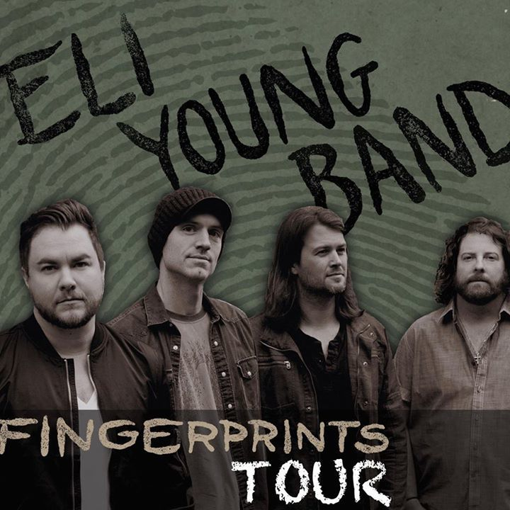 Eli Young Band @ Midnight Rodeo - San Angelo, TX