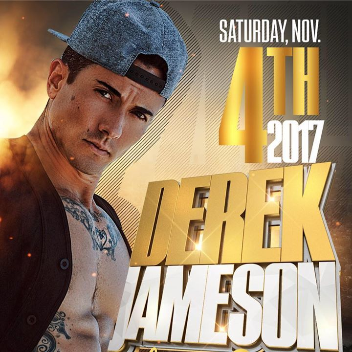 Derek Jameson Tour Dates