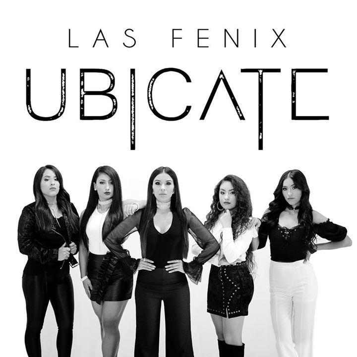 Las Fenix Tour Dates