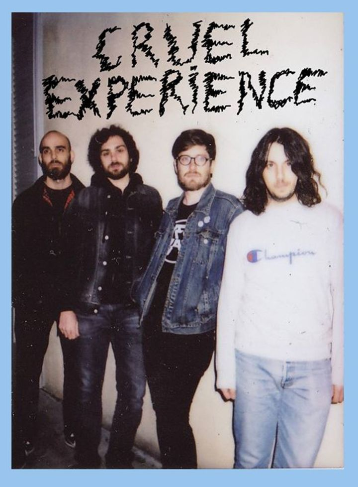 Cruel Experience Tour Dates