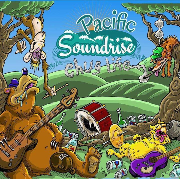 Pacific Soundrise Tour Dates