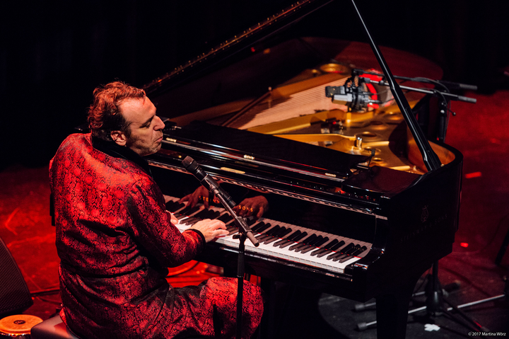 CHILLY GONZALES @ Theater Gütersloh - Gütersloh, Germany