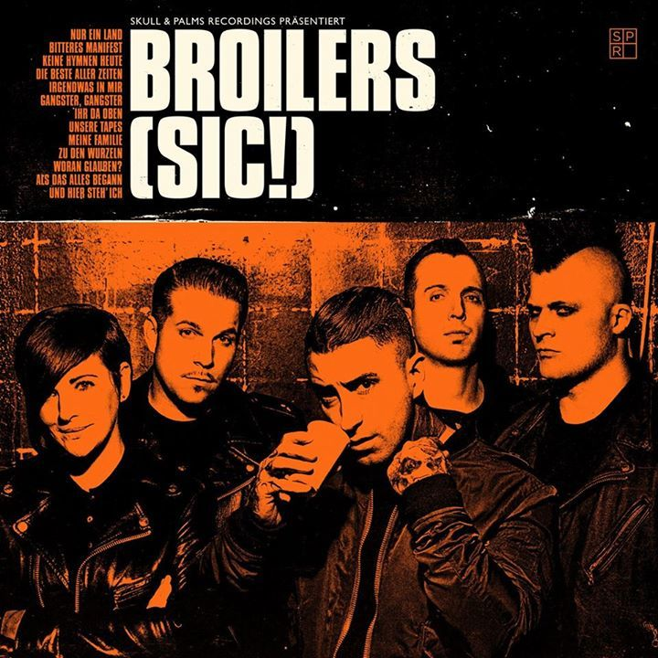 Broilers @ Weser-Ems-Hallen - Oldenburg, Germany