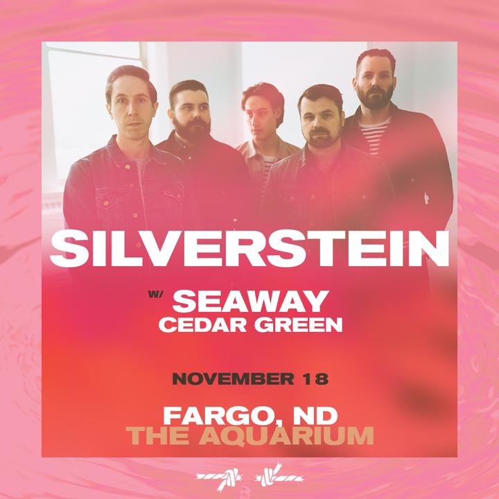 Silverstein @ The Aquarium - Fargo, ND