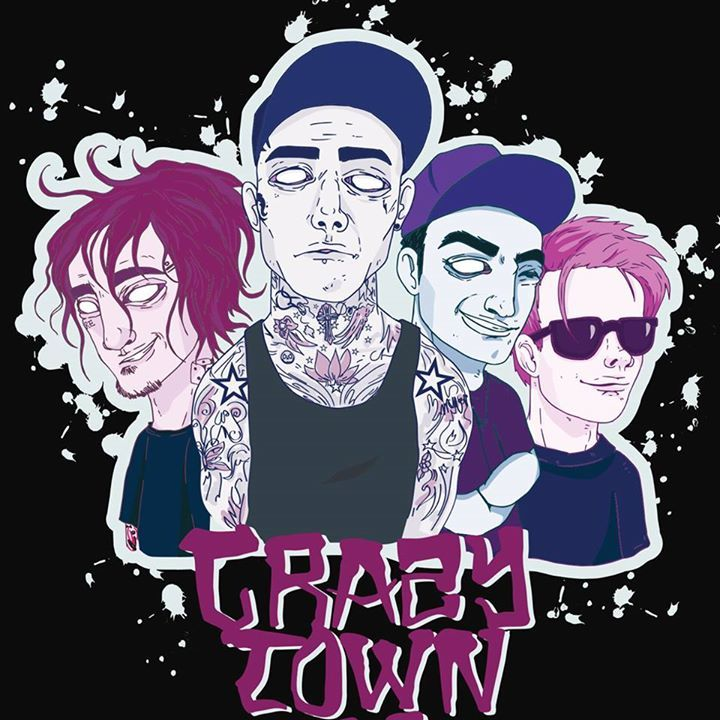 Crazy Town @ The Curtain Club  - Dallas, TX