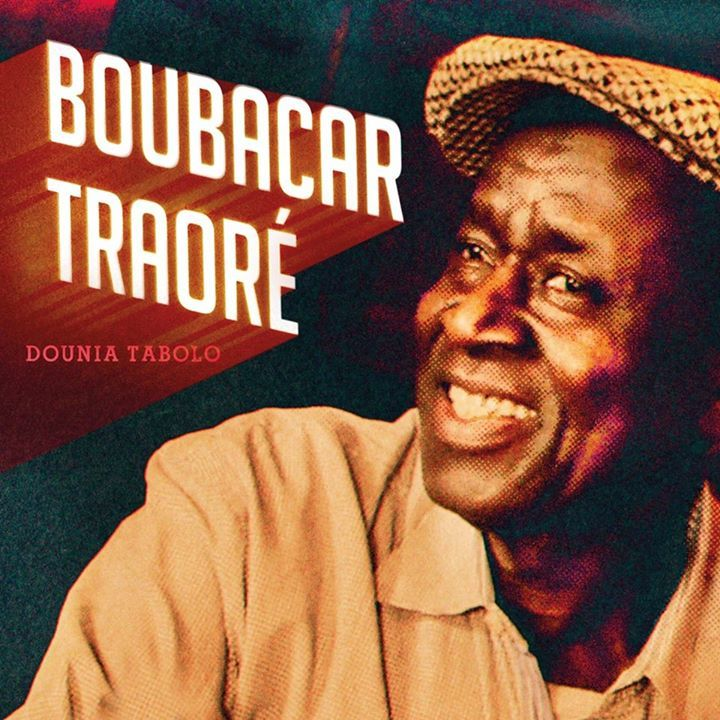 Boubacar Traoré Tour Dates