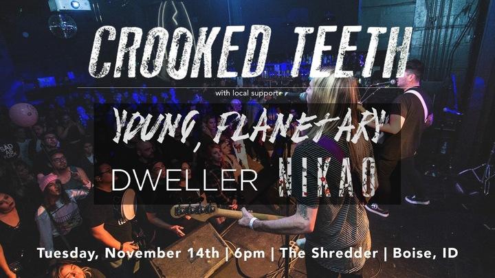 Dweller (ID) @ The Shredder - Boise, ID