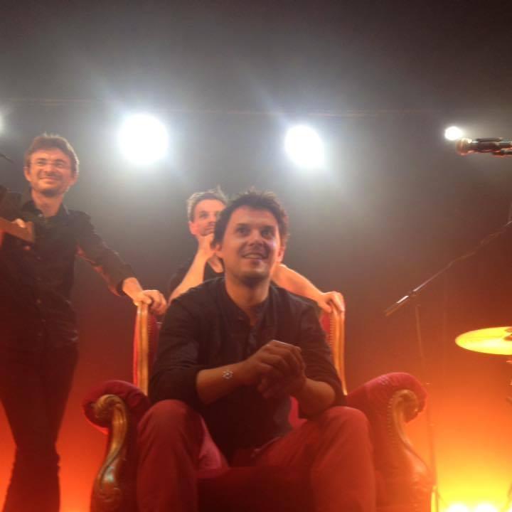 dessolas @ salle concert - Le Barp, France