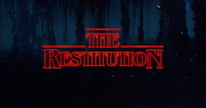 The Restitution Tour Dates