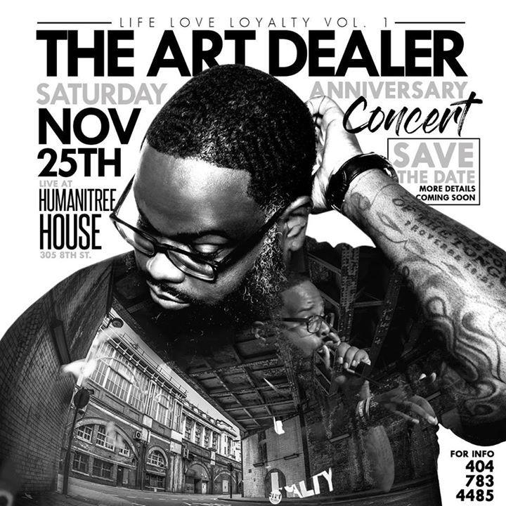 Art Dealer Music Tour Dates