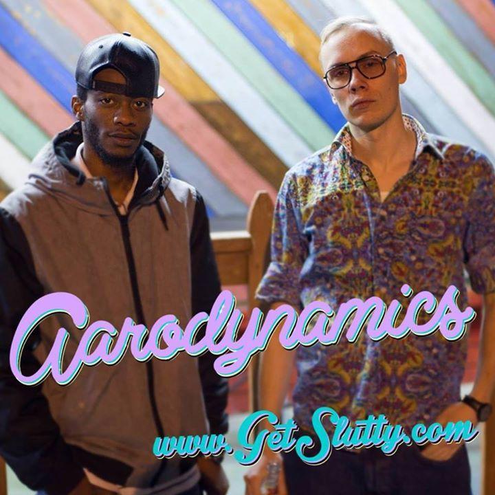 Aarodynamics Tour Dates