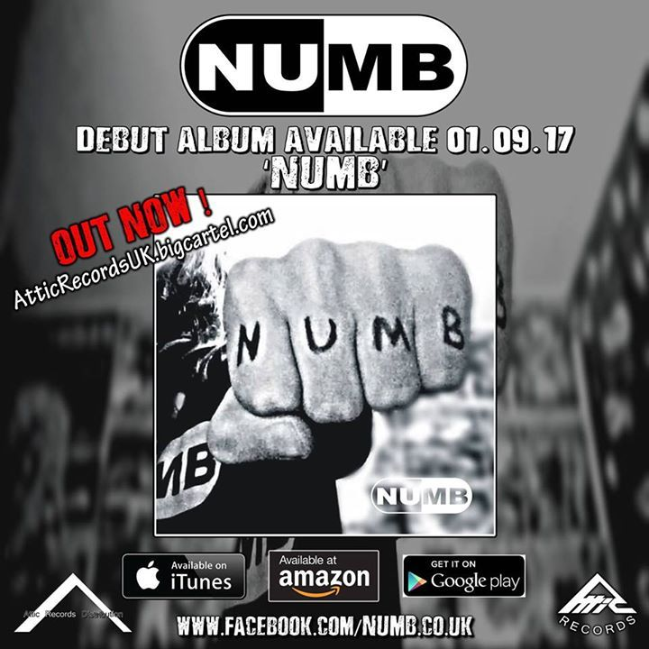 Numb Tour Dates
