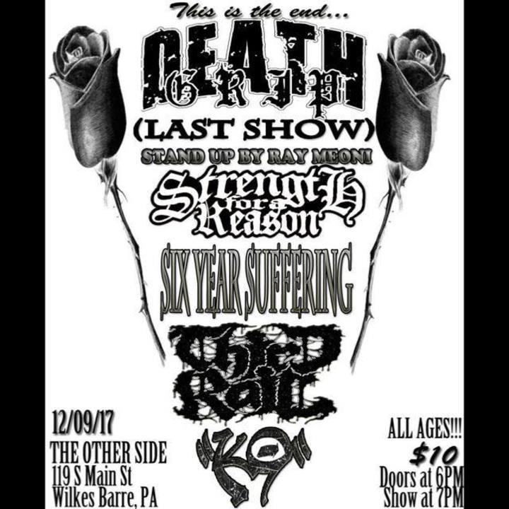 Death Grip Tour Dates