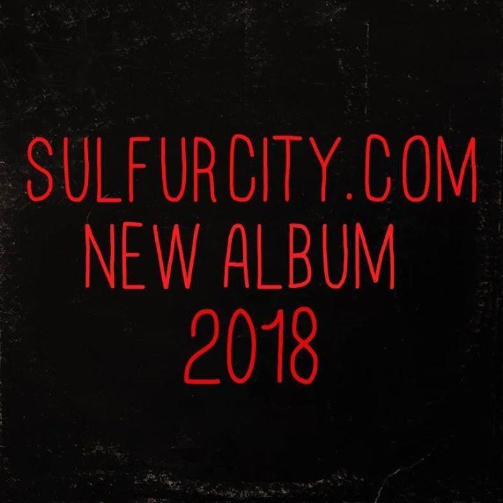 Sulfur City Tour Dates