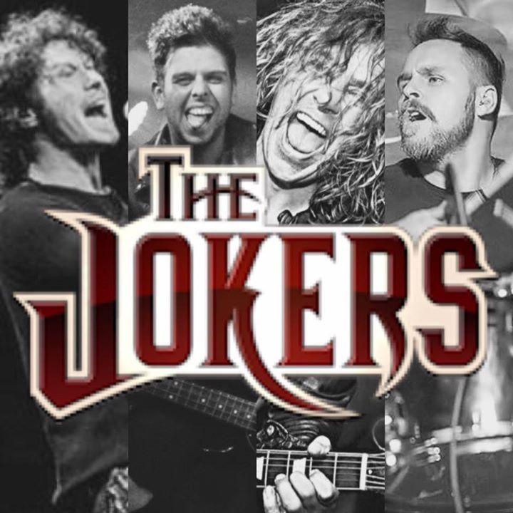 The Jokers @ Hard Rock Hell - Pwllheli, United Kingdom