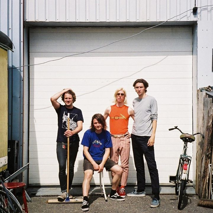 Mozes and The Firstborn Tour Dates