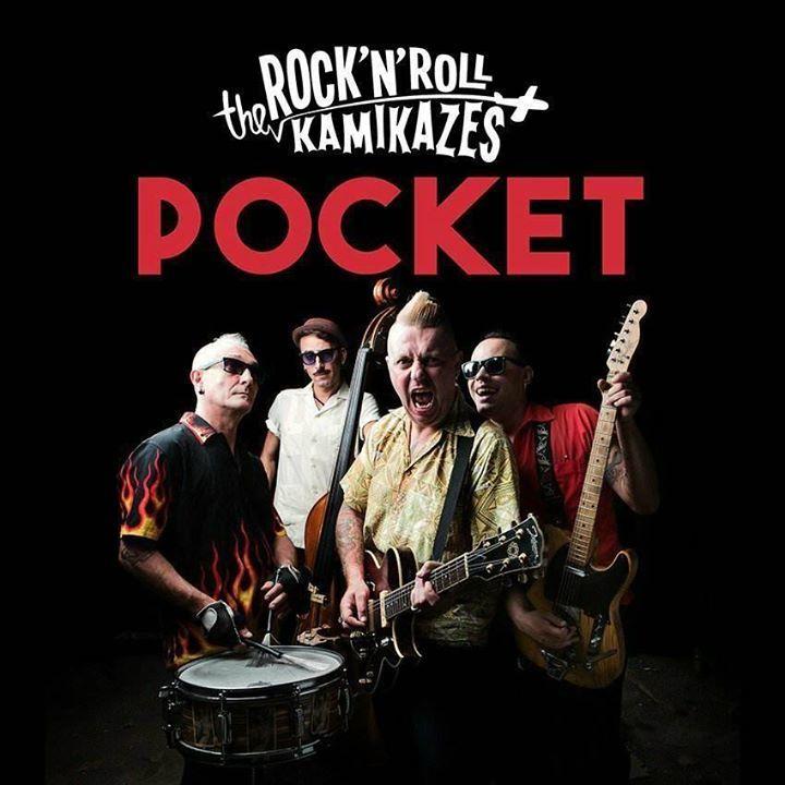 The Rock 'n' Roll Kamikazes Tour Dates
