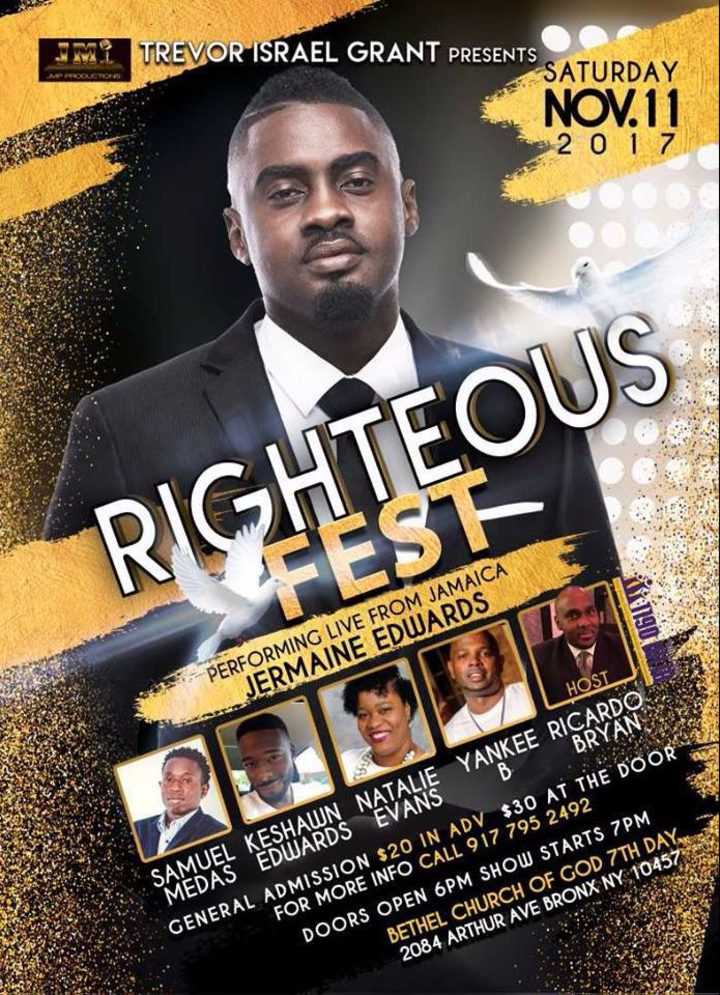 Bandsintown   Samuel Medas Tickets - Bethel Church of God