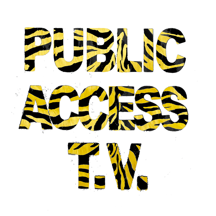 Public Access T.V. @ White Oak Music Hall - Houston, TX