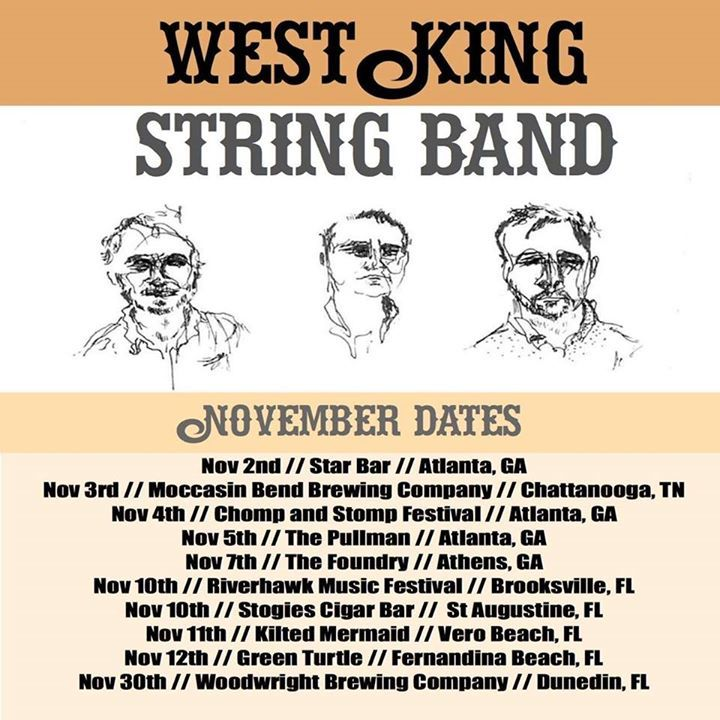 West King String Band @ Big Cork Winery  - Rohrersville, MD