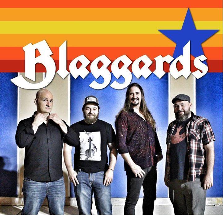 Blaggards Tour Dates