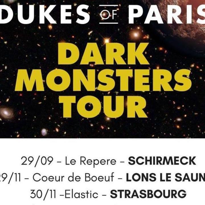 Dukes of Paris Tour Dates
