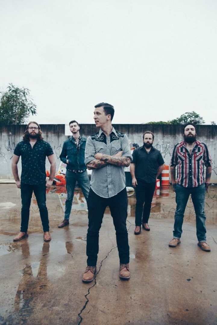 American Aquarium @ The Heights Theater - Houston, TX