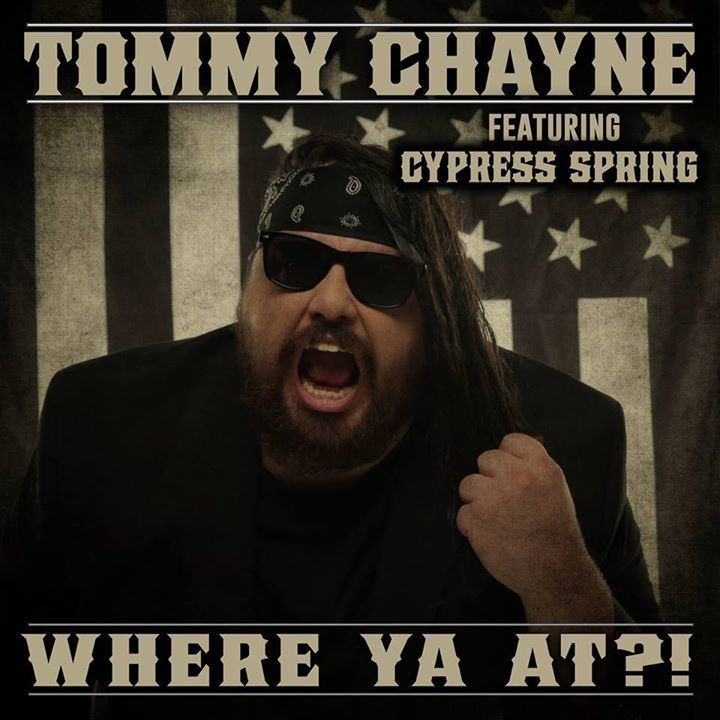 Tommy Chayne Tour Dates