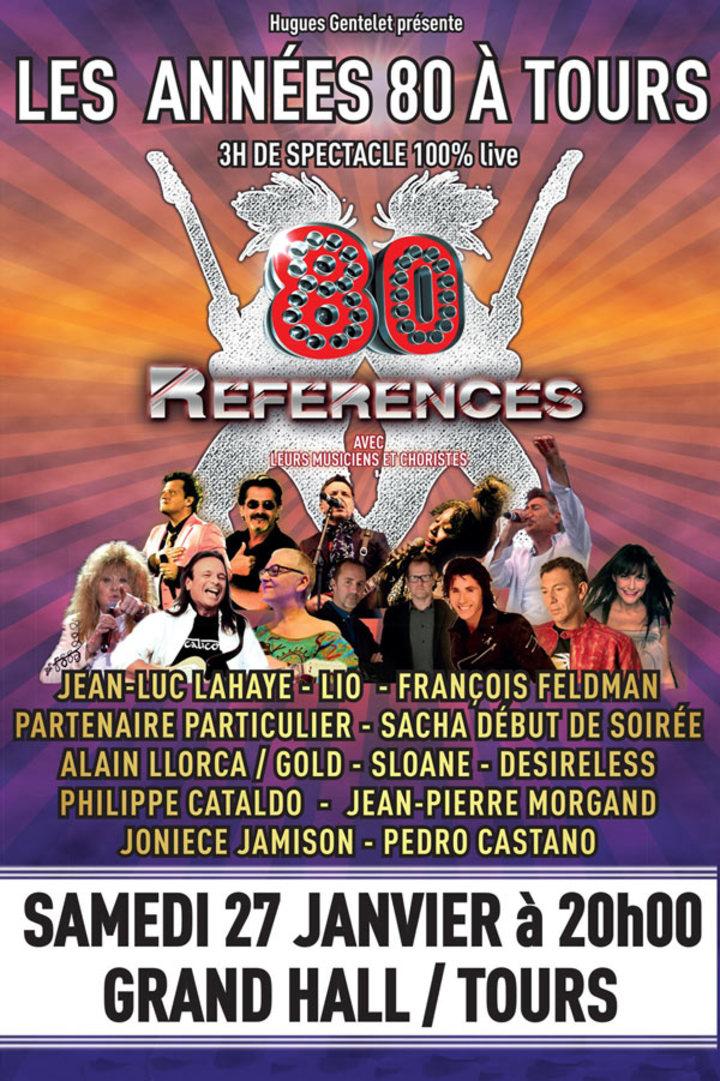 jean luc lahaye @ Parc Des Expositions Grand Hall - Tours, France