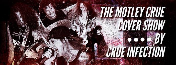 Crüe Infectiön @ Mephisto rock cafe  - Lu, Italy