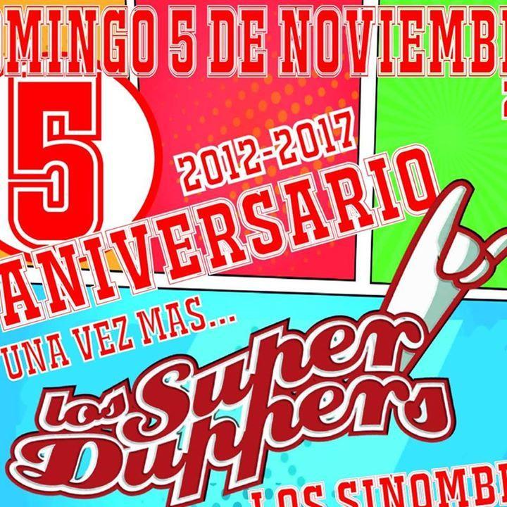 Los Super Duppers Tour Dates
