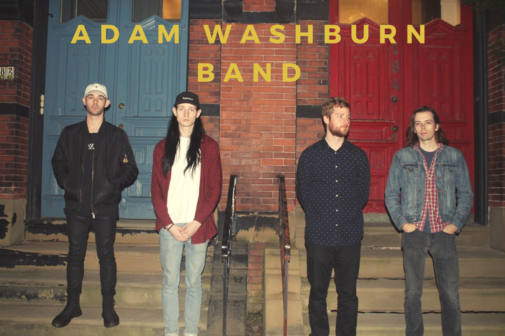 ADAM WASHBURN Tour Dates