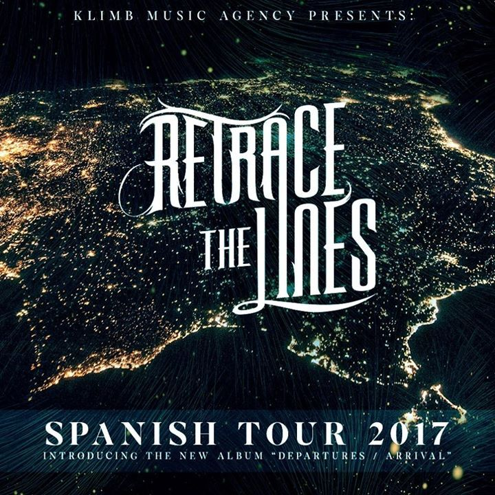 Retrace The Lines Tour Dates
