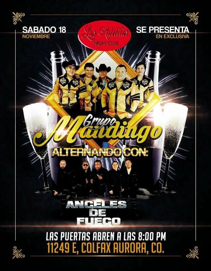 Grupo Mandingo @ Las Adelitas  - Aurora, CO
