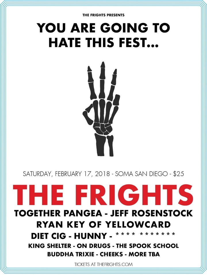 The Frights @ Soma - San Diego, CA