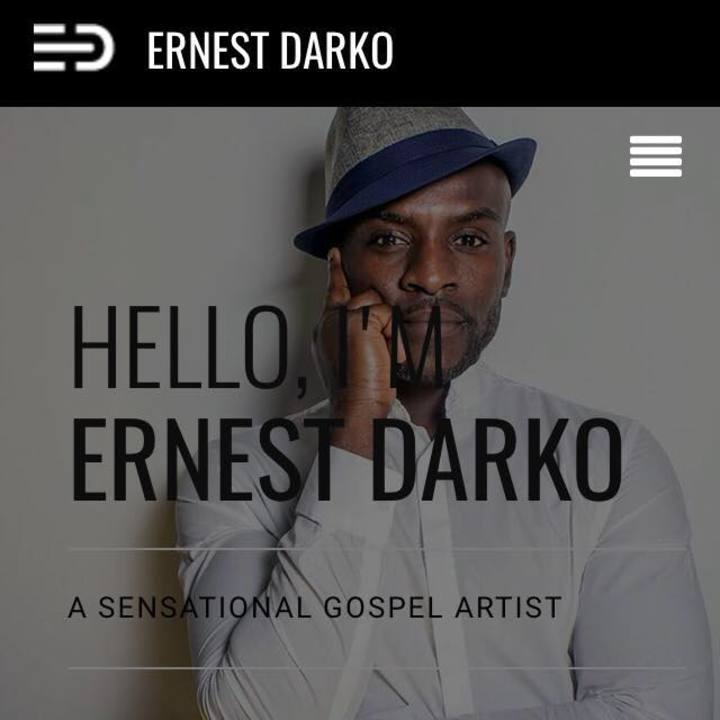 Ernest Darko Tour Dates