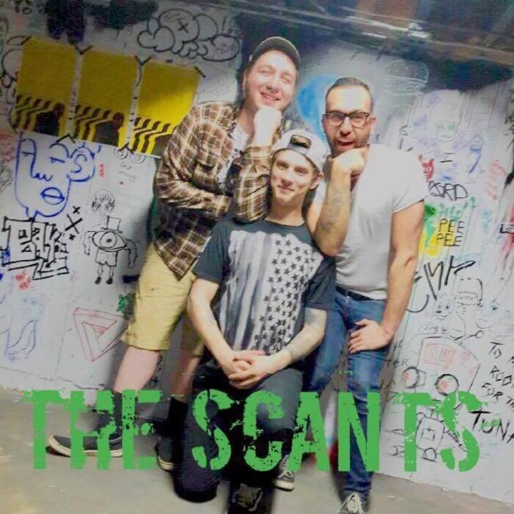 The Scants Tour Dates