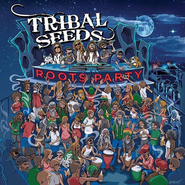 Tribal Seeds Tour Dates