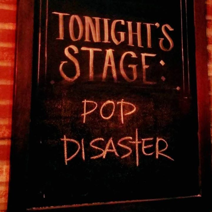 The Pop Disaster Tour Dates