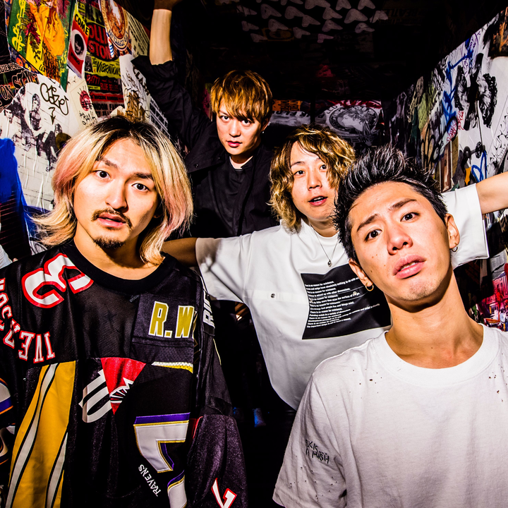 ONE OK ROCK @ Lucerna Music Bar - Prague, Czech Republic
